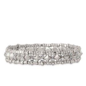 Stella & Dot Arrison Stretch Bracelet.